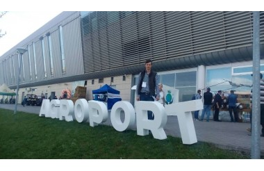 """Компания """"Родонит"""" на виставке AGROPORT West Lviv 2018"""
